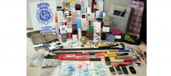 Robaban perfumerías y vendieron 200.000 euros en perfumes en Rumanía