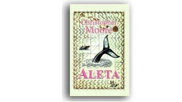Christopher Moore vuelve con 'Aleta', en la que un biólogo estudia por qué las ballenas le dicen 'que te den'