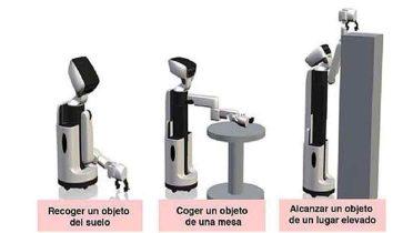 El robot para el hogar de Toyota ayuda a personas con movilidad reducida en las tareas domésticas