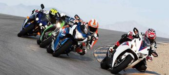 Las marcas de moto que más se roban son SYM y Kawasaki