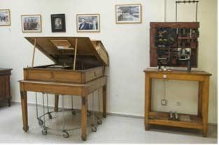 Máquina de Leonardo Torres Quevedo, inventor de 'El Ajedrecista', que permitía jugar a un humano contra una máquina.