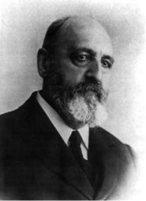 Leonardo Torres Quevedo, inventor de 'El Ajedrecista'.