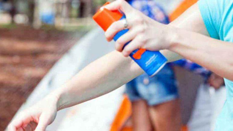 Los niños se llevan la peor parte en las típicas picaduras de verano