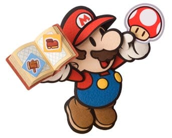 Paper Mario Sticker Star.
