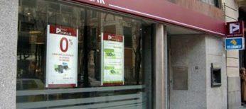 Una oficina de calle del Banco Popular.