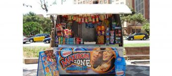 Los puestos de venta de helados en las calles facturan 305 millones de euros durante el verano