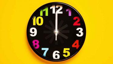 El cambio de horario de invierno tendrá efecto si se acompaña de medidas de racionalización horaria