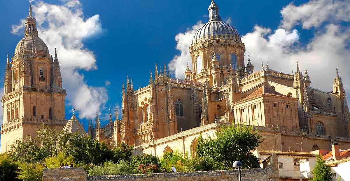 Cómo visitar las torres de la Catedral de Salamanca y la Clerecía
