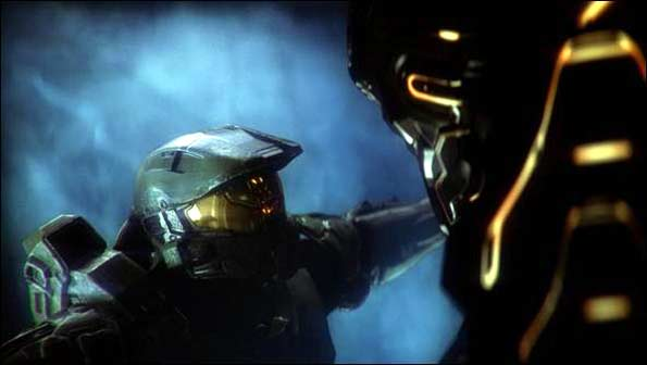 Jefe Maestro en Halo 4.