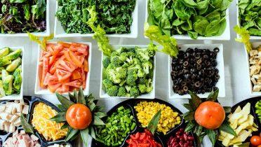 Dieta sana y comida saludable