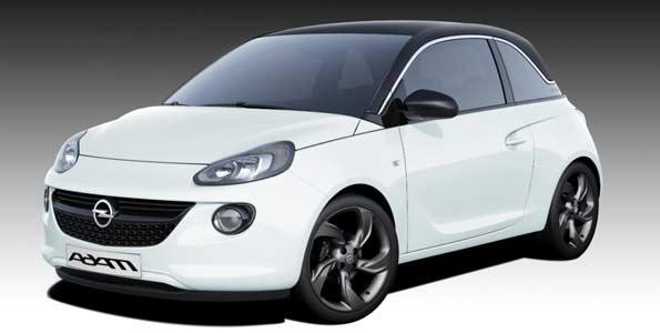 Opel Adam, en España en marzo de 2013.