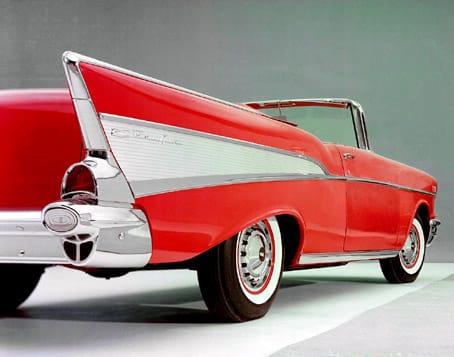 Chevrolet de 1963 que aparece en la película 'Losin' it'.