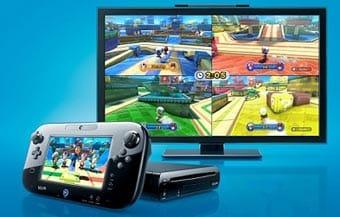 Pack de juegos de Wii U.