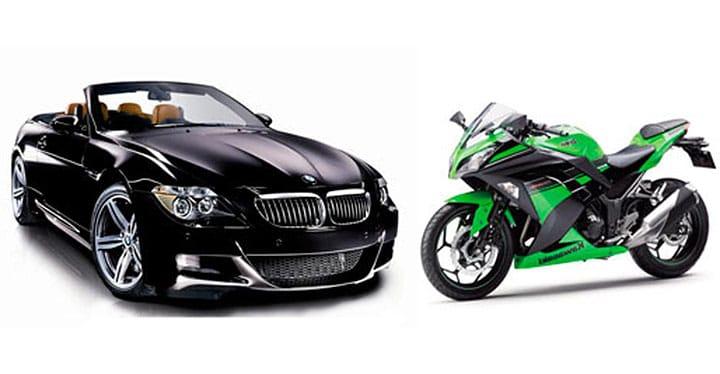 Un seguro seis ruedas para aglutinar el del coche y la moto con un 20% de descuento
