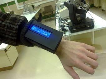 La pulsera que te avisa de si llaman al telefonillo o la puerta de tu casa, pensado para personas mayores y ancianos.