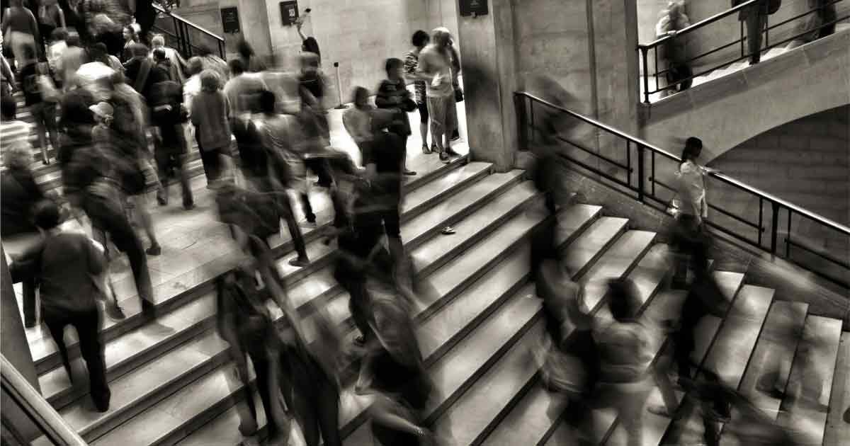 La población de España ronda los 47 millones de habitantes
