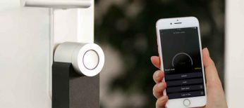 Una nueva cerradura electrónica ofrece mayor seguridad en puertas de acceso