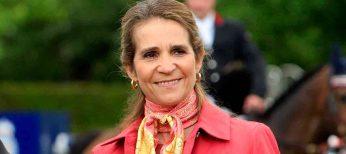 La revista Vanity Fair publica sobre la Infanta Elena 'lo que nadie sabe'