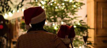 Con niños en Navidad, toma estas precauciones en tu hogar