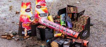 Cómo utilizar petardos y cohetes en Navidad sin riesgos