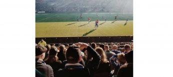 El 'efecto espectador' en el fútbol