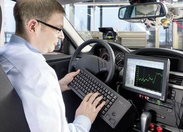 Así será el coche que se conducirá de forma automática.