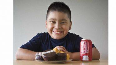 Casi la mitad de los niños entre 6 y 9 años está obeso