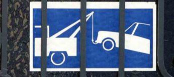 Pagar la grúa, 91 euros de media, o 176 euros si aparcas mal en Zaragoza