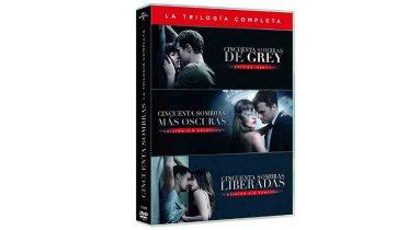 Éxito de la trilogía '50 sombras de Grey', que ocupa los tres primeros puestos del ranking de libros más vendidos en 2012