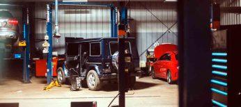 Los coches premium, los que más pasan por el taller
