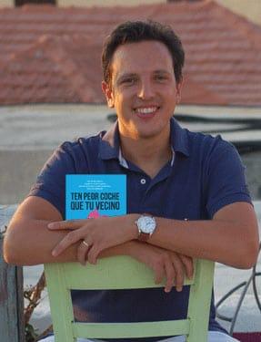 Luis Pita, autor de 'Ten peor coche que tu vecino'.