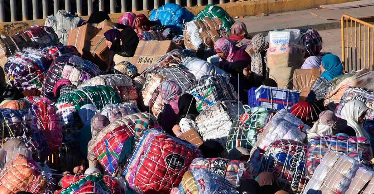 Defraudaron más de 20 millones de euros con mercancías de China que se vendían en Cobo Calleja, Madrid, y el Carrús, Elche