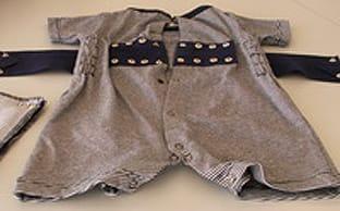 El pelele o pijama para bebés con seguridad para detectar si respiran.