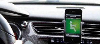 Una app que detecta si te duermes mientras conduces por los sensores inerciales y datos de GPS