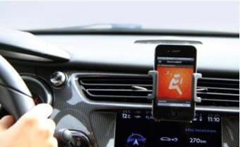 La app SomnoAlert detecta si te quedas dormido mientras conduces el coche.