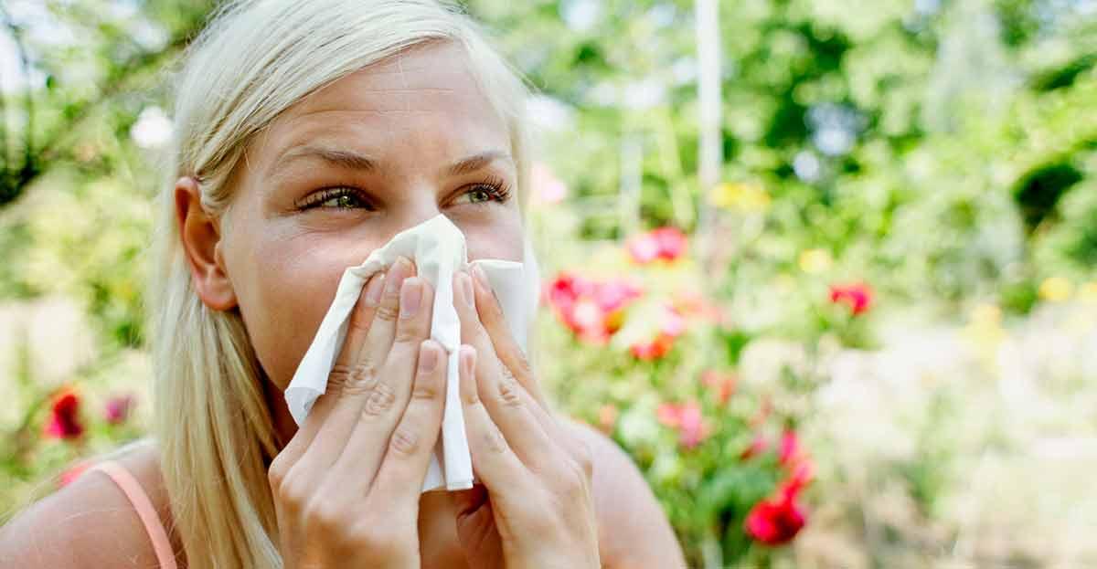 A los alérgicos les espera una primavera dura