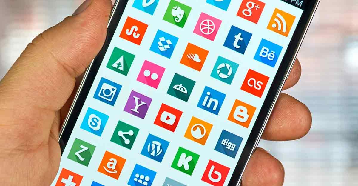 Tenemos una media de 41 apps en nuestro smartphone