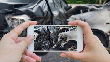 Cómo estafar 5 millones de euros en dos años simulando accidentes de tráfico