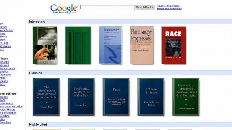 Google es el nuevo bibliotecario y las bibliotecas deben cambiar para permanecer