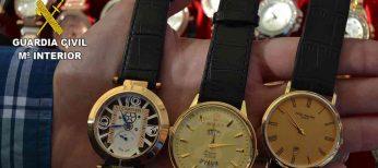 Vendieron por 80.000 euros joyas y ropa de marca que compraban con tarjetas clonadas