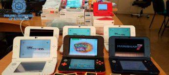 Defraudaron 5 millones de euros en IVA de consolas y videojuegos vendidos a través de sociedades 'truchas' y testaferros
