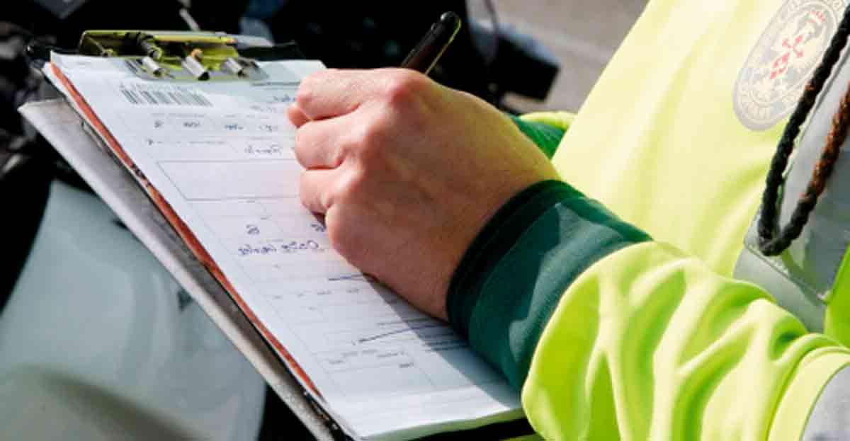 Ya no se puede pagar en metálico las multas de tráfico en las jefaturas provinciales