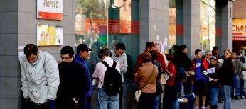 Por primera vez España supera los 5 millones de parados