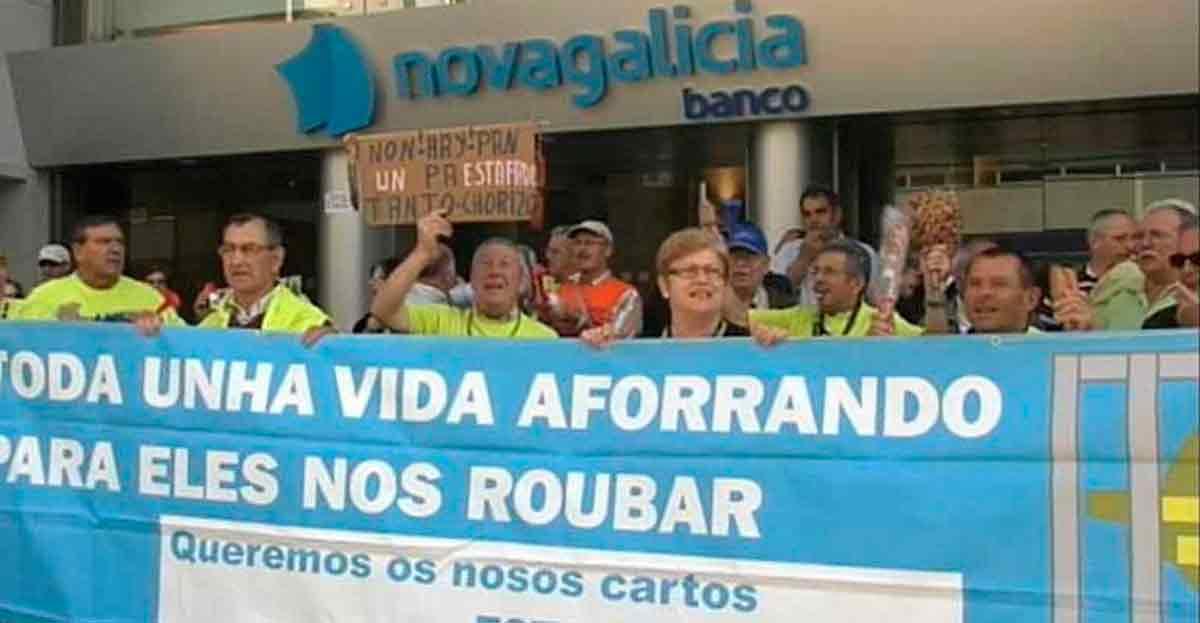 La quita a los preferentistas de Bankia, Novagalicia Banco y CatalunyaBanc es un fraude para que asuman la recapitalización