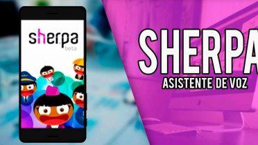El asistente de voz Sherpa avanza un paso más como alternativa a Google