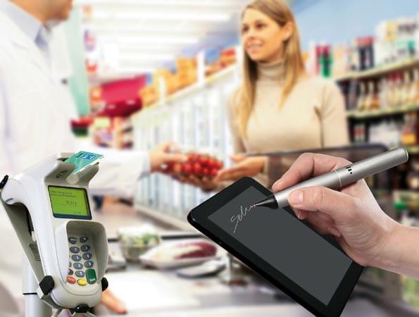 Las tarjetas de crédito incorporarán la firma biométrica como medida de seguridad antifalsificaciones.
