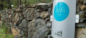 La isla de El Hierro ofrece wifi gratuito