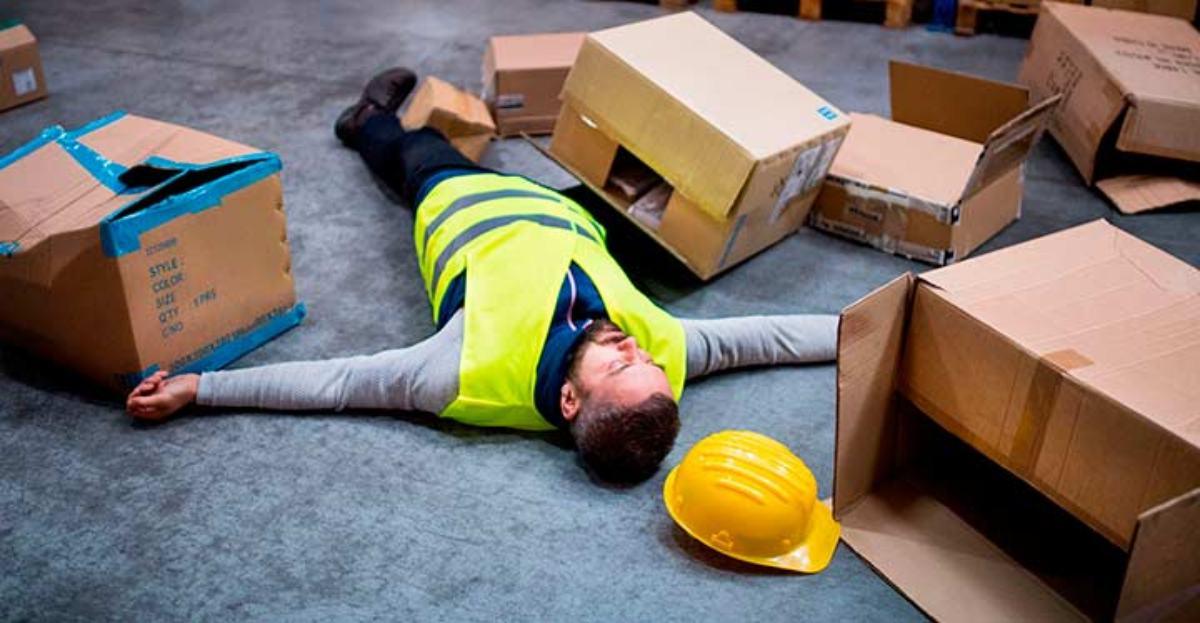 Los hombres que más se accidentan en el trabajo tienen menos de 29 años y las mujeres a partir de los 50