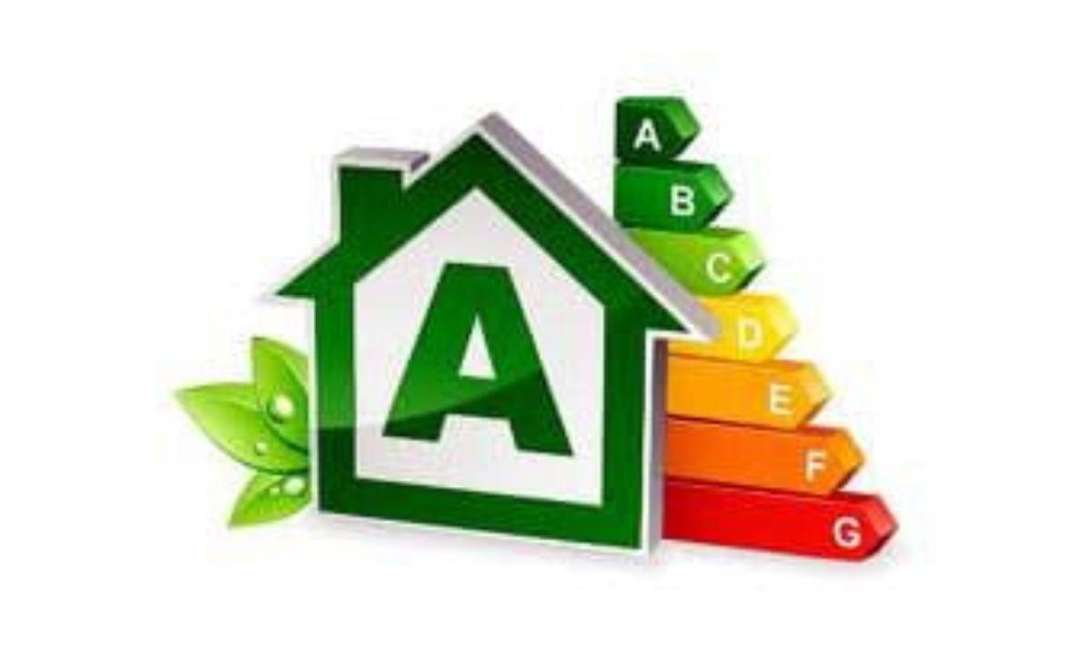 Certificado de eficiencia de una casa.