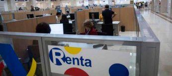 Hay prisa por cobrar la Renta: 13% más de borradores confirmados en los primeros 8 días